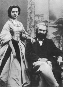 Jenny et Karl 1866
