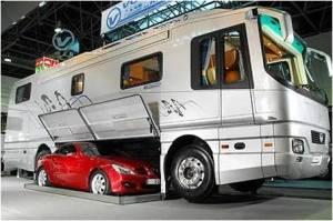 Camping car géant... et de luxe!