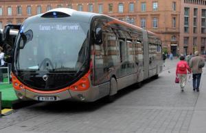 """Bus à """"haut niveau de service"""""""