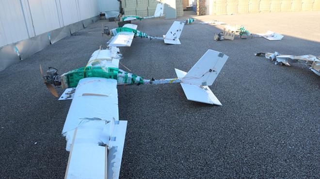 drones kurdes