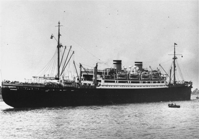bateau Saint Louis