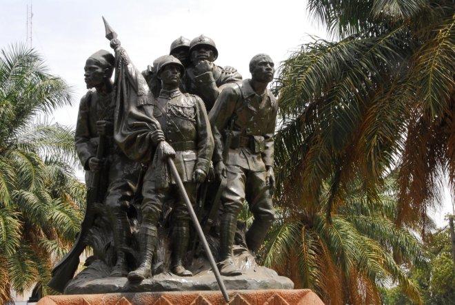 armée noire Bamako