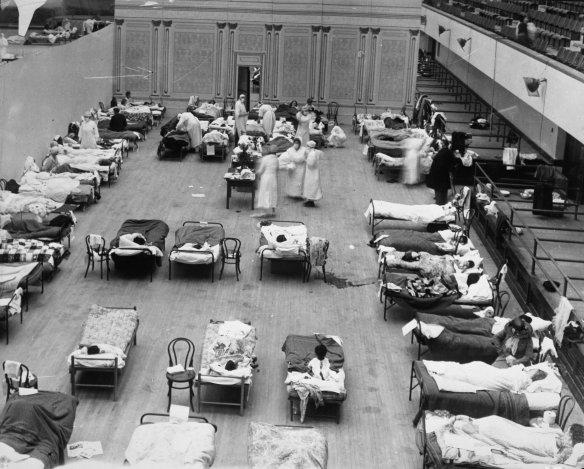 grippe 1918
